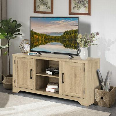 Center Wood Cabinet New