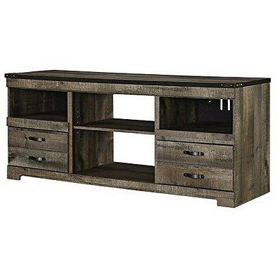Signature Design By Ashley Trinell W446-68 63In Tv Stand Inb