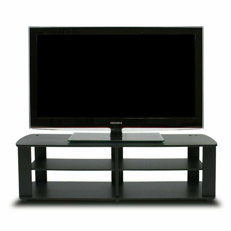 Entertainment Center TV Stand Furinno 11191BK, Black