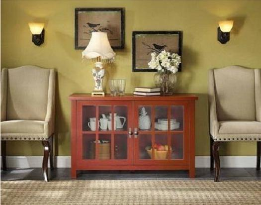 TV With Enclosed Media Storage Console TV's 55 in