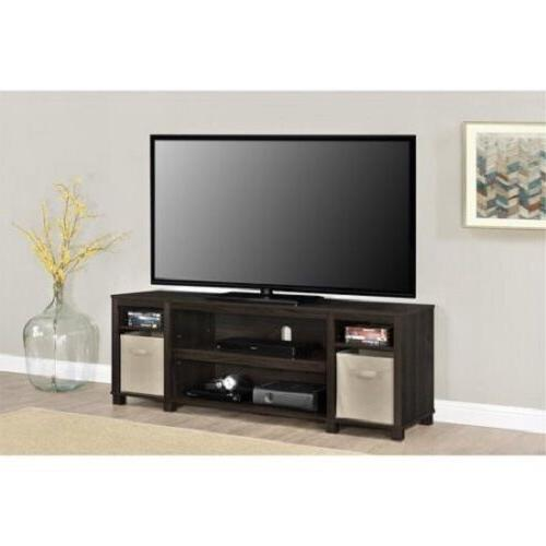 tv console stand 65 inch media entertainment