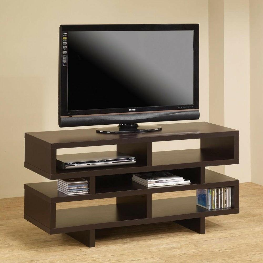 """Up to 46"""" TV Console Stand Entertainment Media Center Storag"""