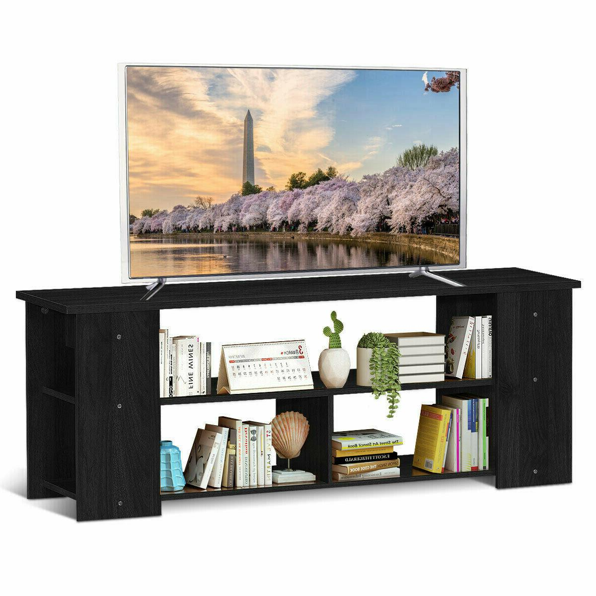 TV Stand Cabinet Unit Console Table Television Furniture Entertainment
