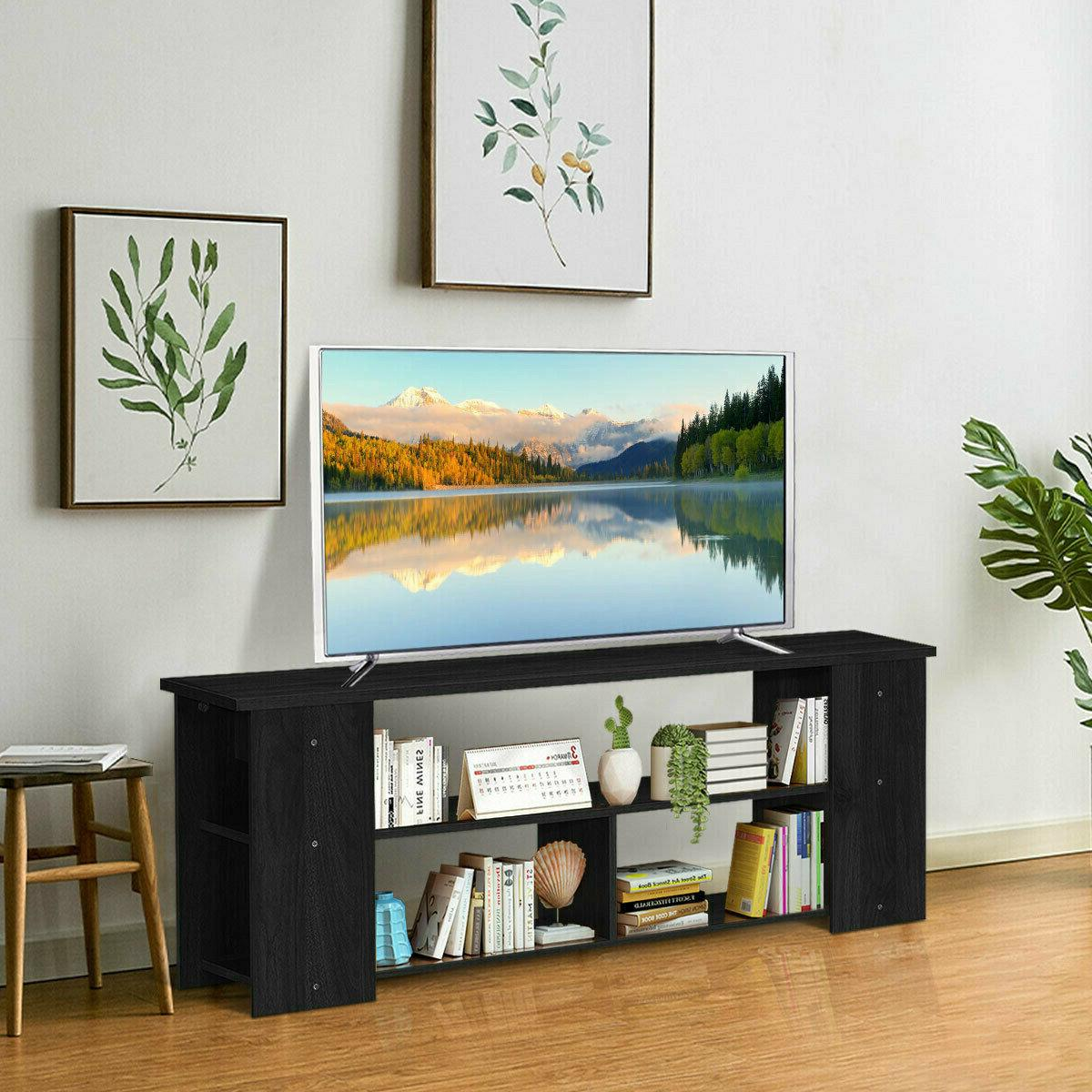 TV Stand 50 Unit Table Furniture Entertainment