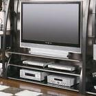 Coaster TV Stand -Matte Black 700681