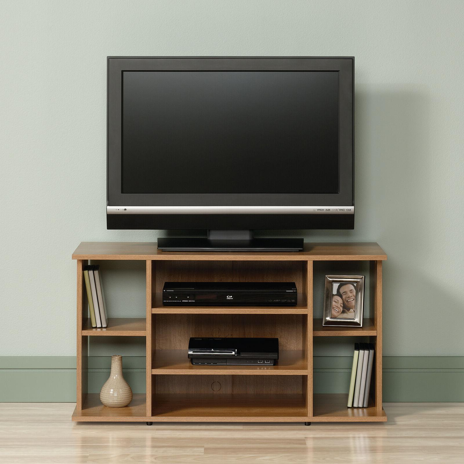 Tv Stand Cabinet Center Table Sauder up
