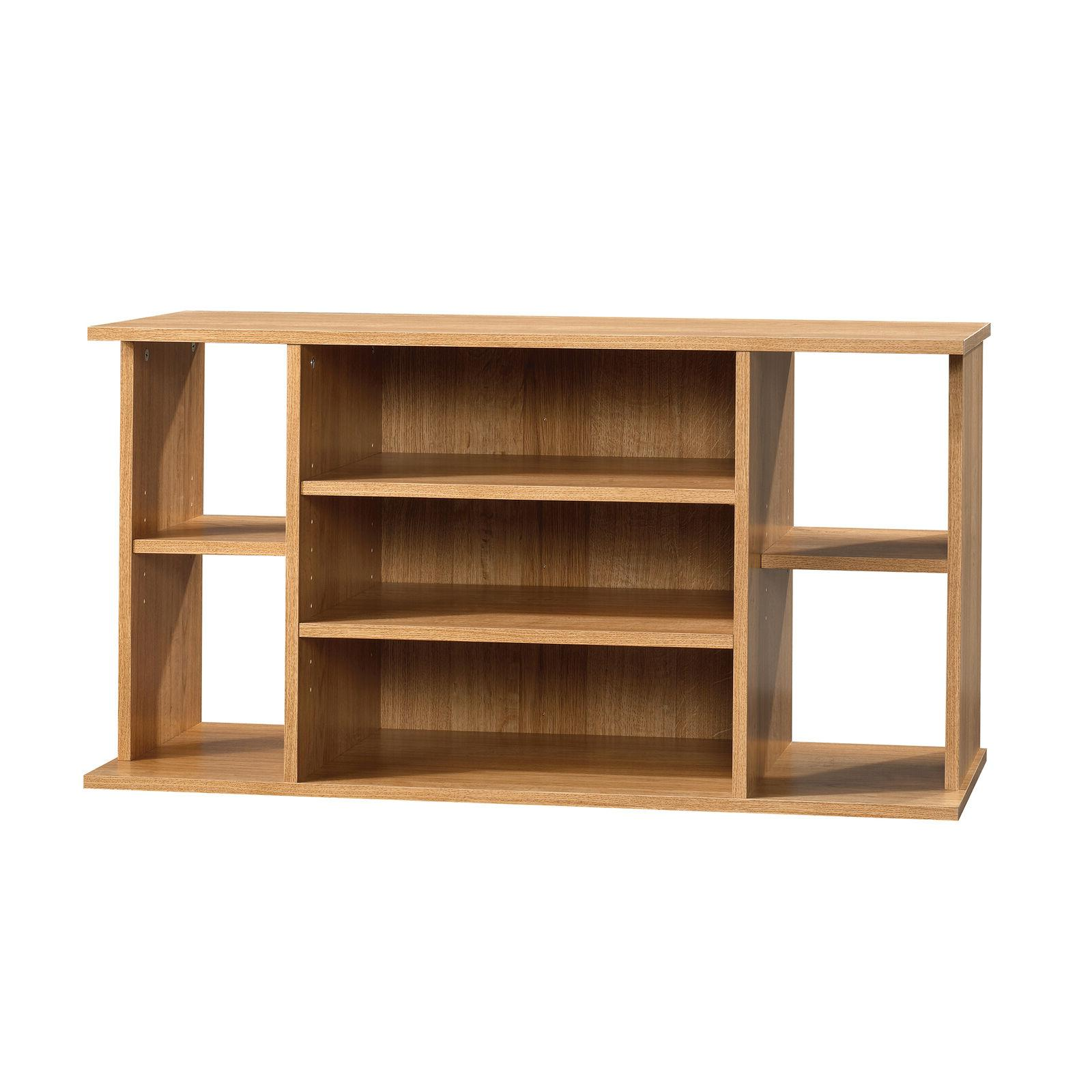 Tv Stand Center Unit Shelves Table up