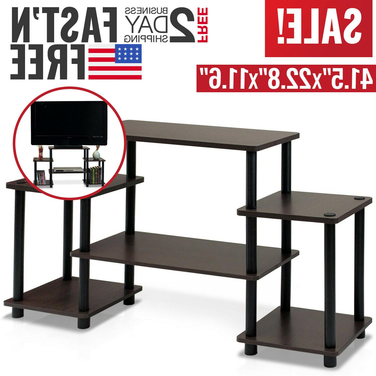 tv stand cabinet unit console table television