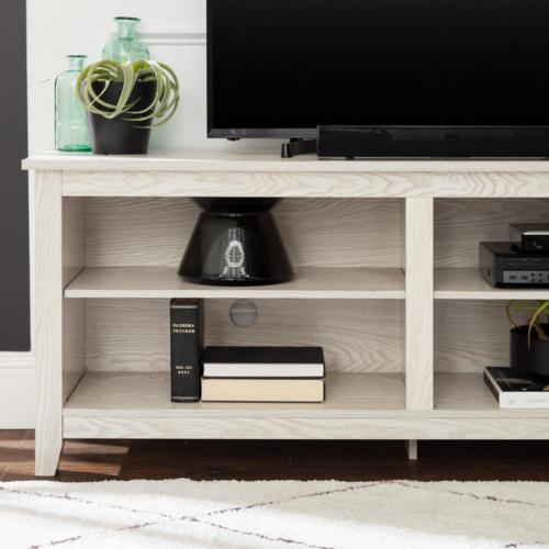 TV Stand Console Entertainment Media Furniture to