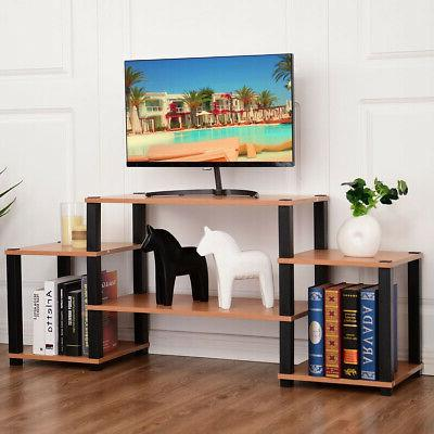 TV Stand Entertainment 57 L Table Storage Cabinet