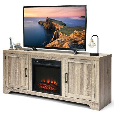 tv stand entertainment center console media display