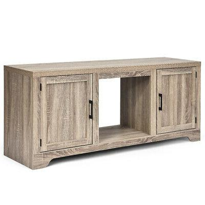 tv stand entertainment center console home media