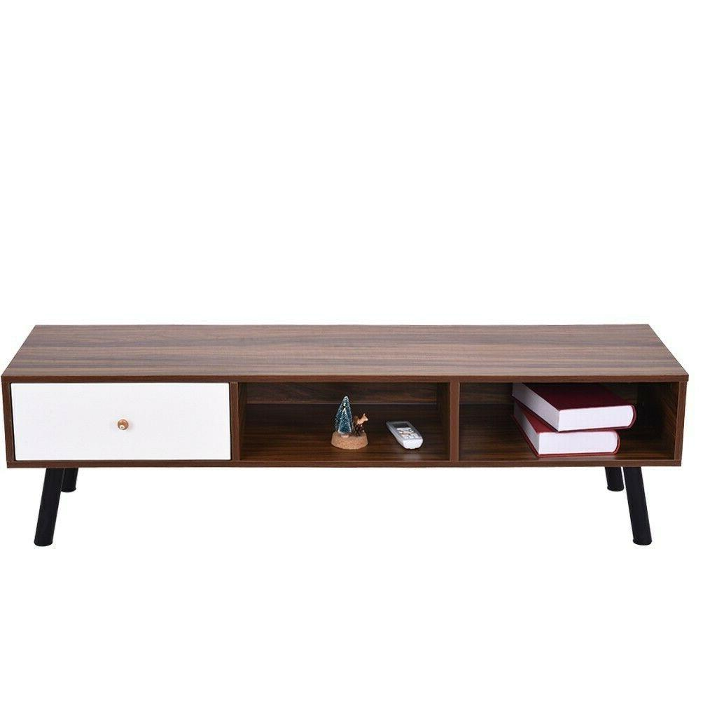 TV Entertainment Console Storage for Room