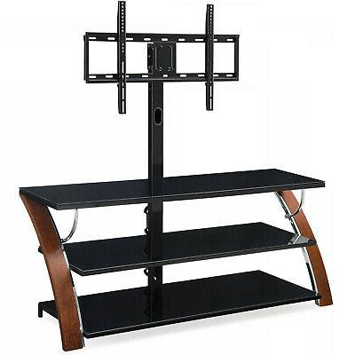 TV Stand Console Swivel Wall