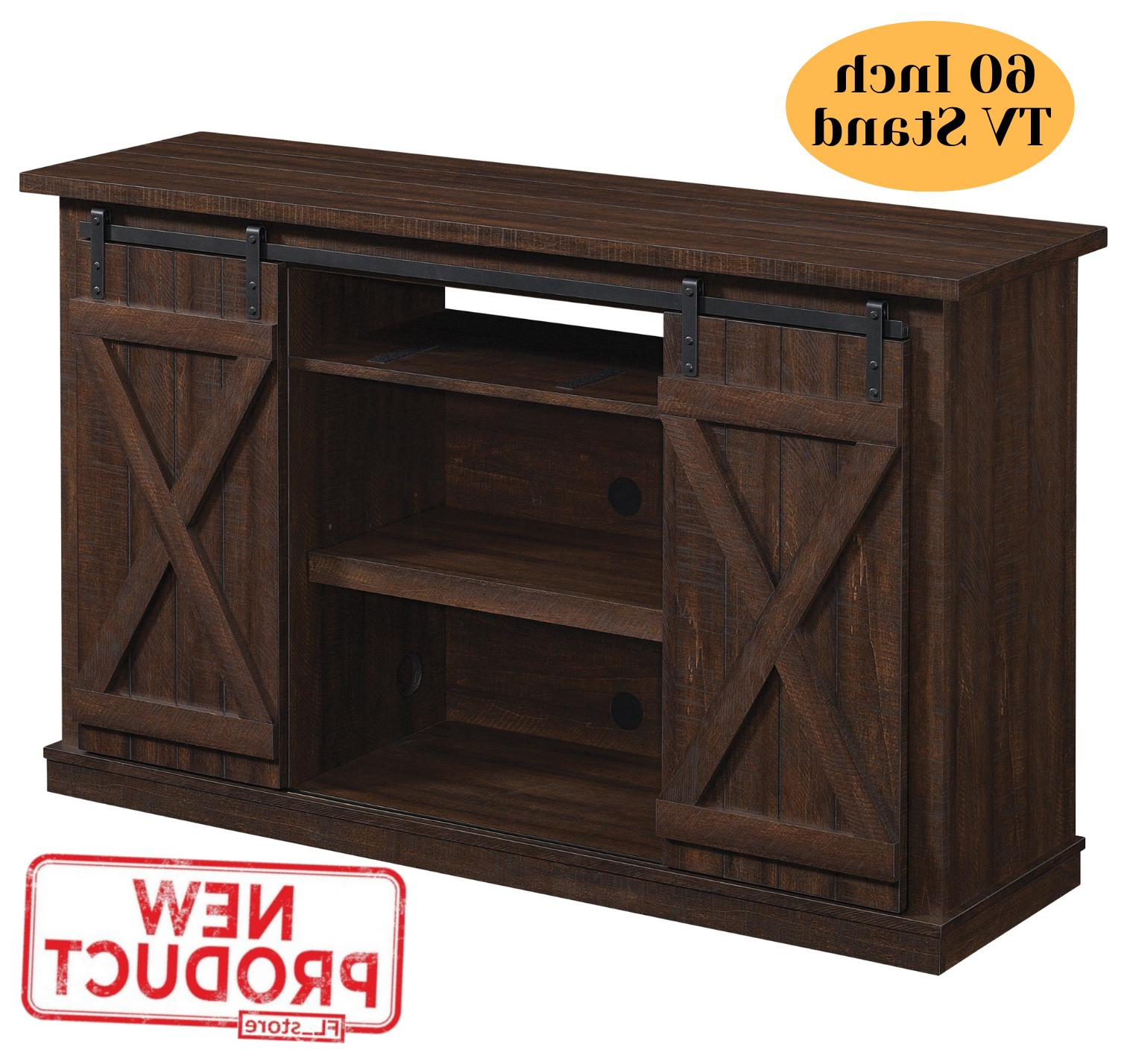 tv stand entertainment center console wood barn