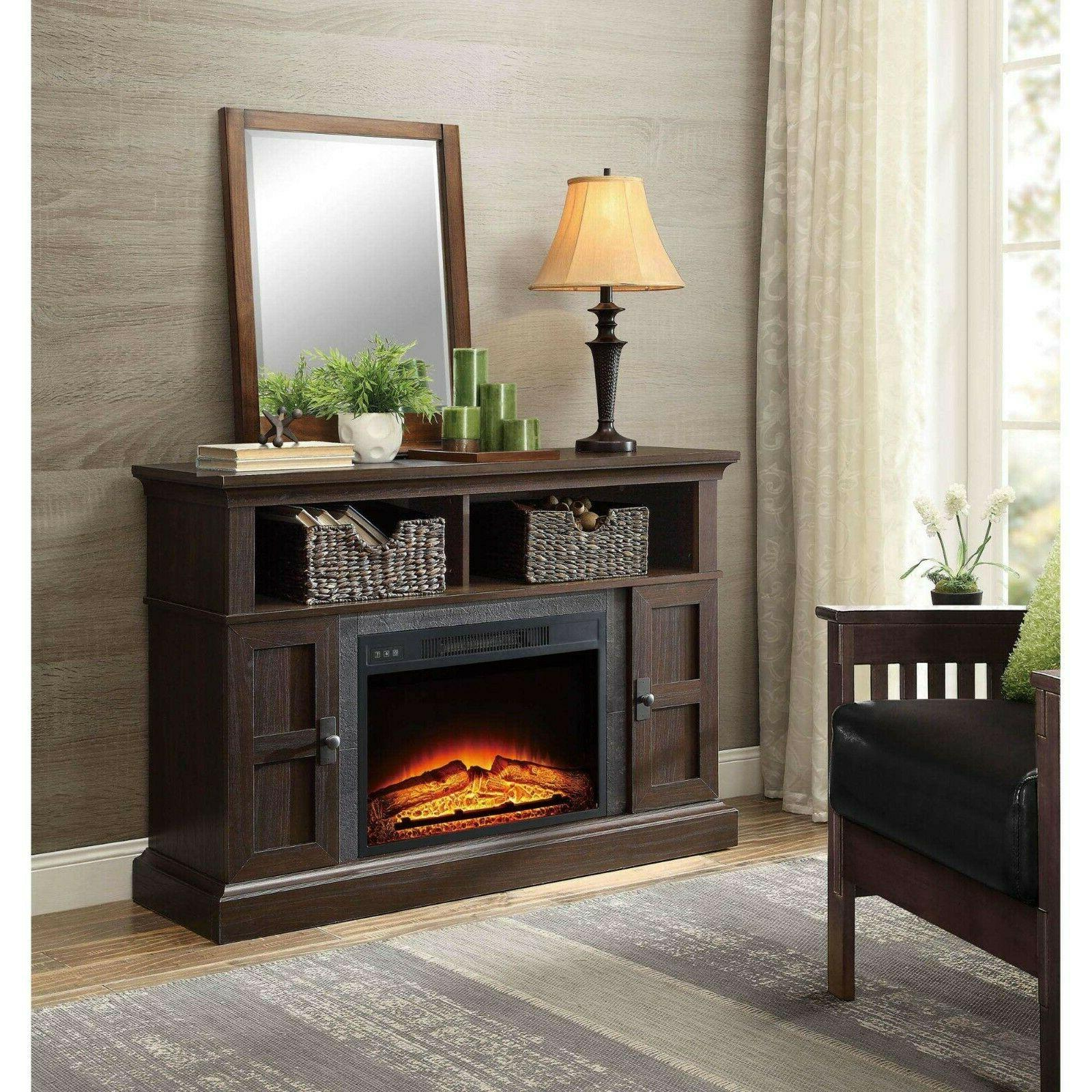 TV Electric Fireplace