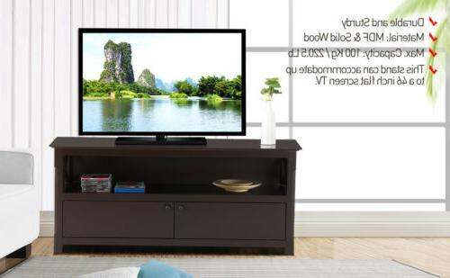 TV Stand Entertainment Center Console for Living