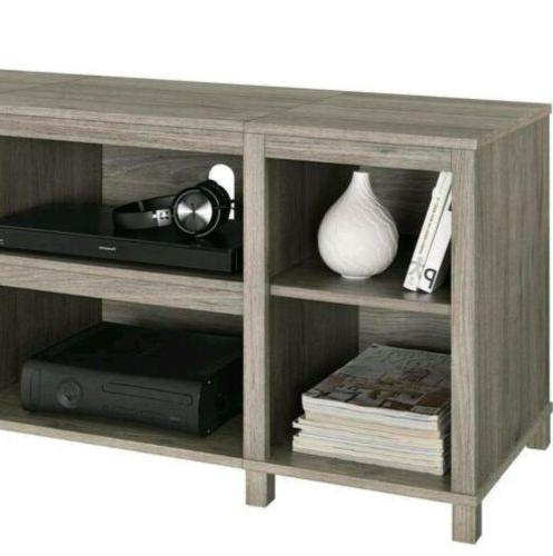 TV Stand Entertainment Center Furniture Modern Home