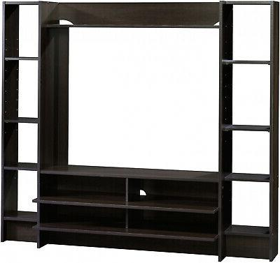 TV Living Room Wall Furniture Cabinet Shelves