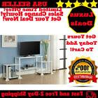 TV Stand Entertainment Center Media Console Furniture Wood S