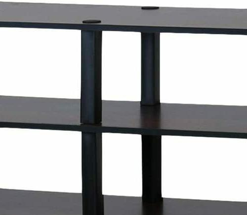 TV Stand Entertainment Media Shelf Home Table for 55 inch