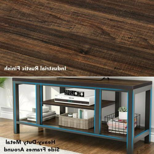 TV Stand Rustic Stands with