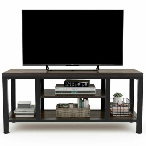 TV Entertainment Center Rustic Stands