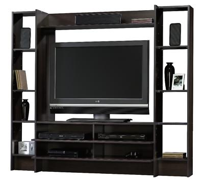 TV Stand Entertainment Center Wall Unit Living Room Furnitur
