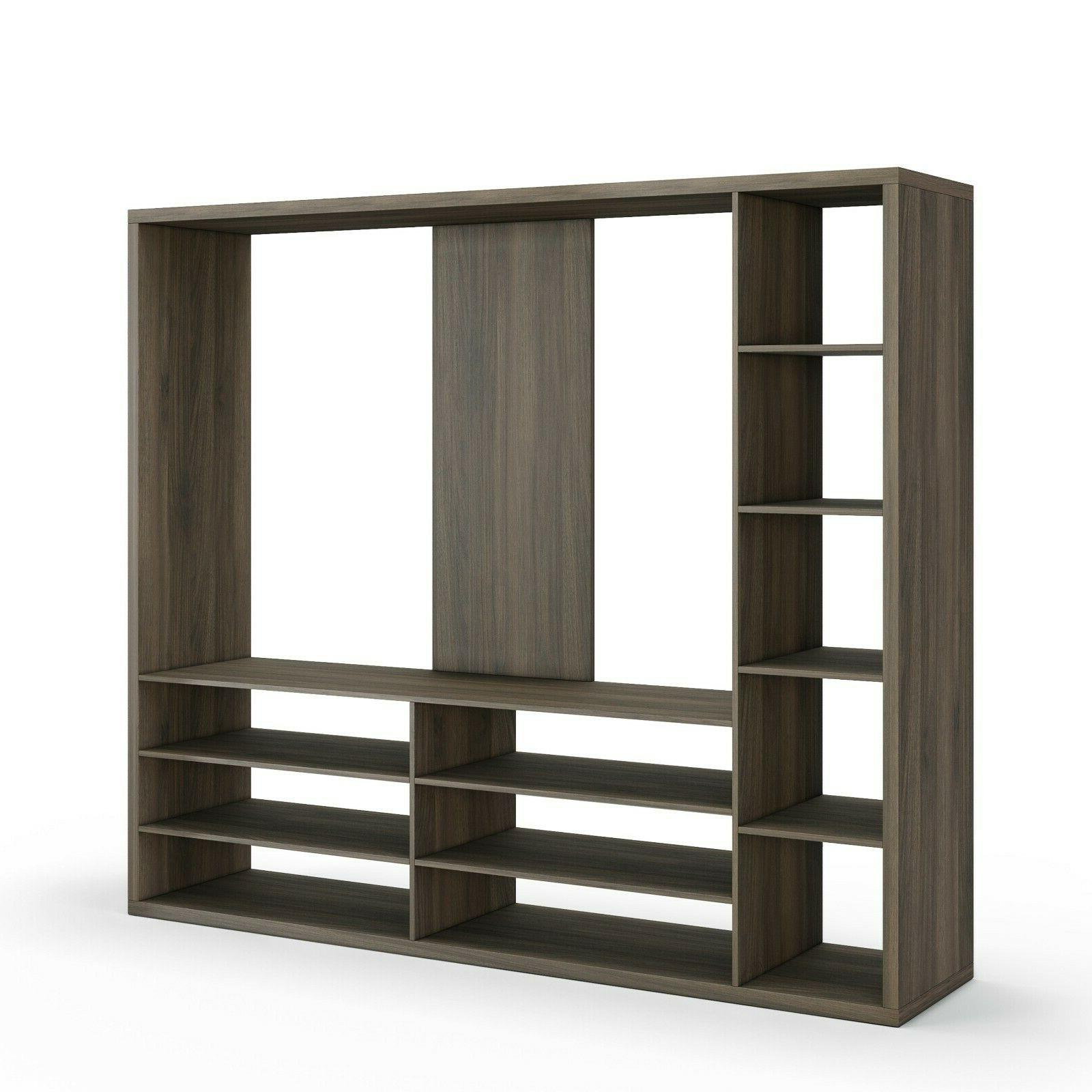 TV Stand Wall Unit Furniture Cabinet