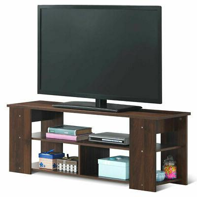 TV Stand Center Brown