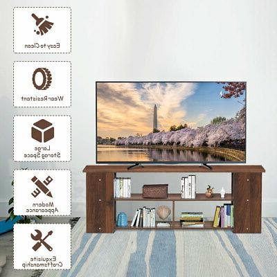 Brown Entertainment Shelf for TV's New
