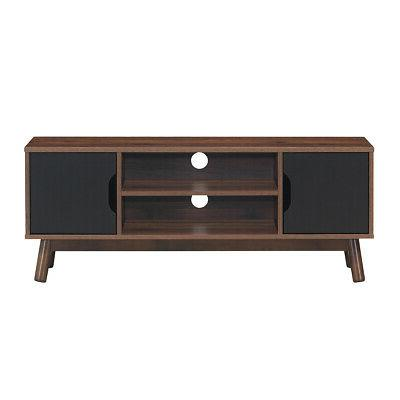 TV Stand Modern Entertainment Media Center Console TV's  50""