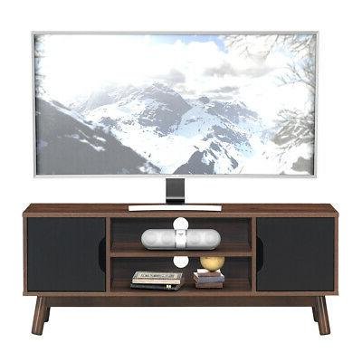 TV Stand Entertainment Media Center Console For up to &
