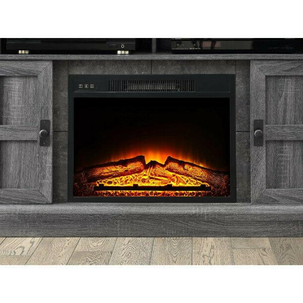 Center Electric Fireplace Heater Remote Control