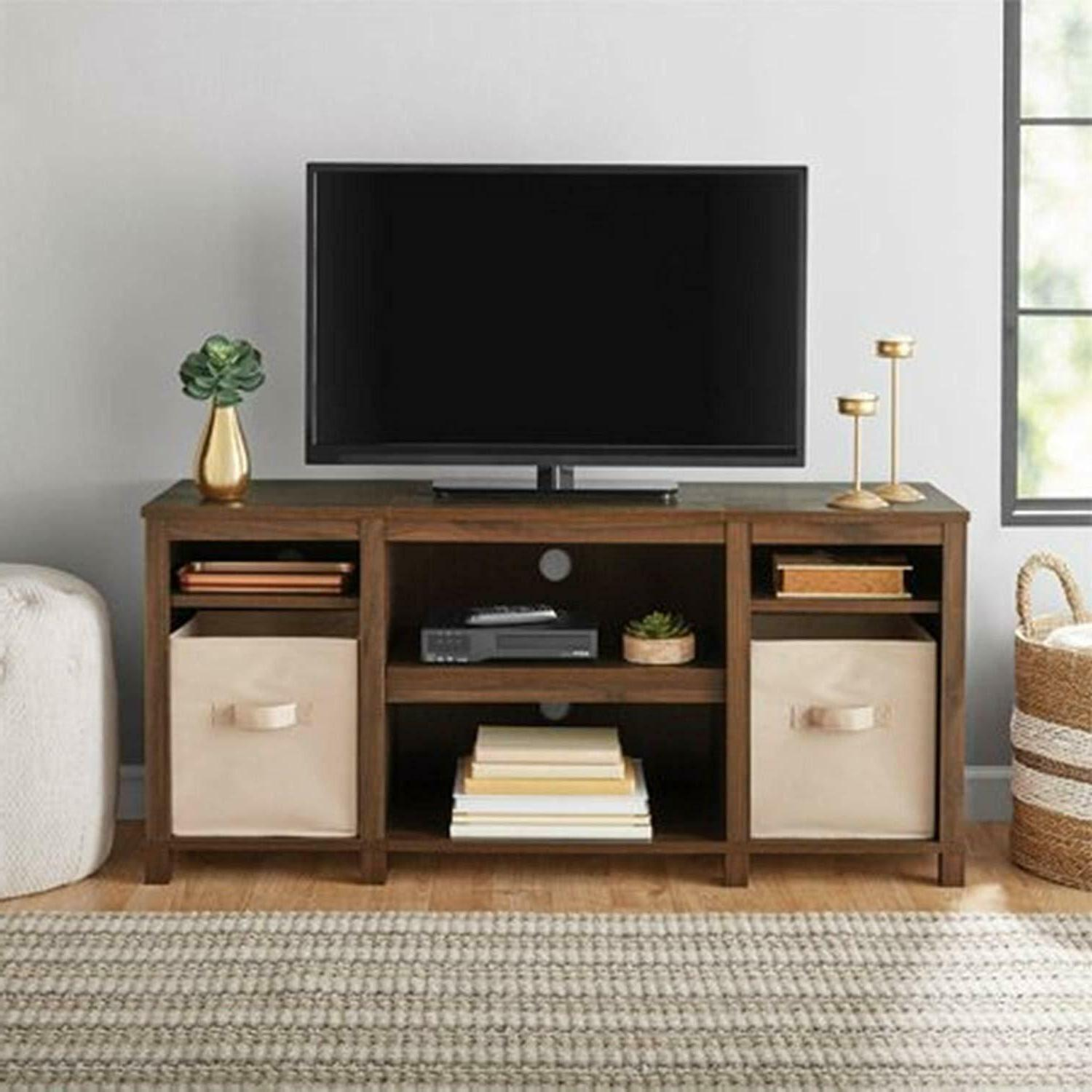 tv stand entertainment media center flat screen