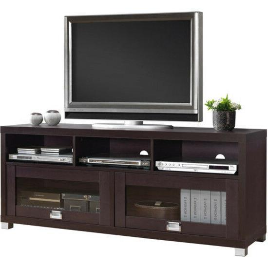 tv stand flat media home