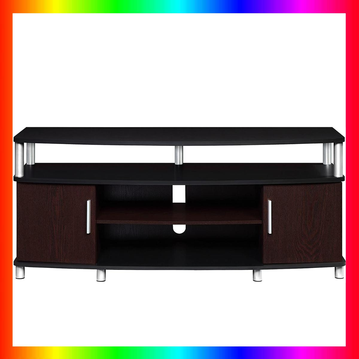 Tv Stand For Inch Tv With Mount Entertainment Storage