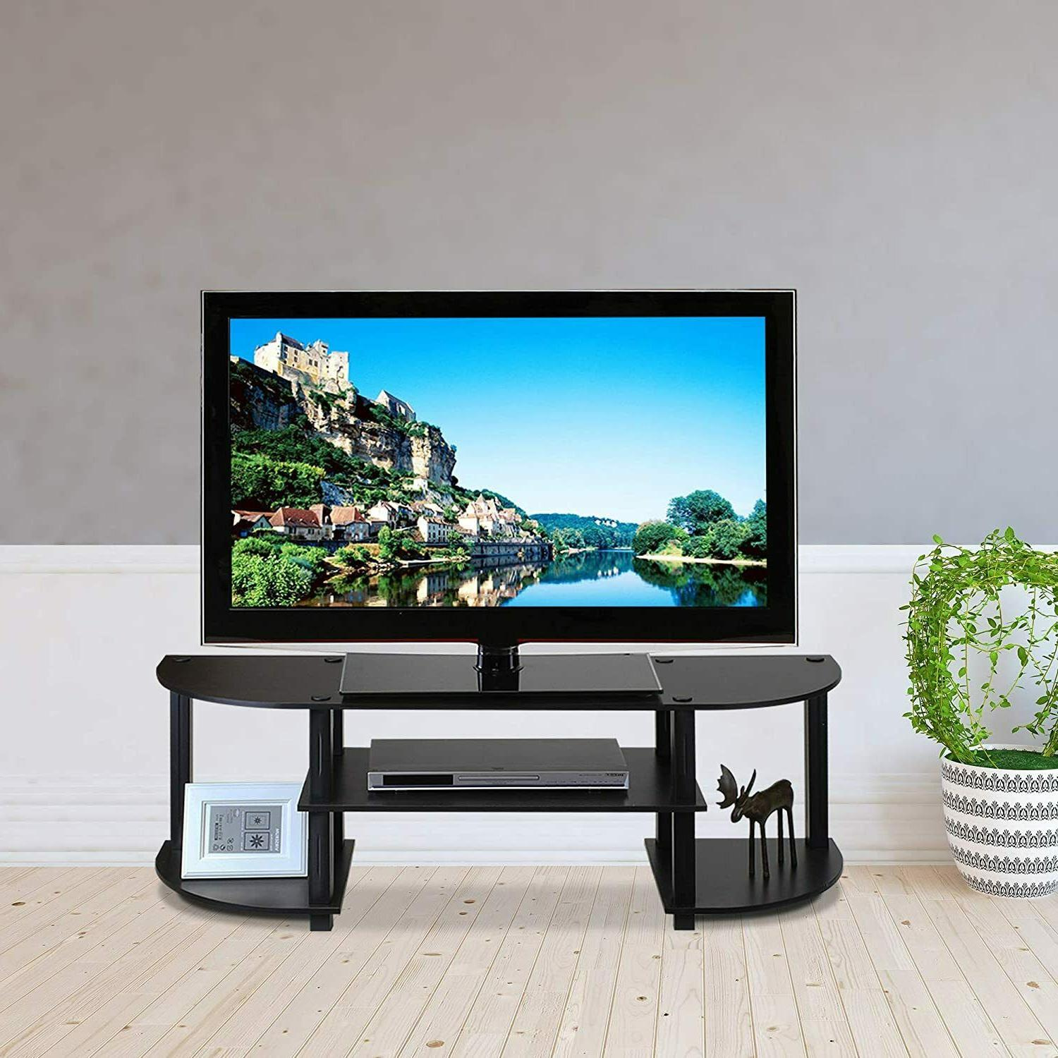 Tv Inch Tv Flat With Mount Entertainment Storage