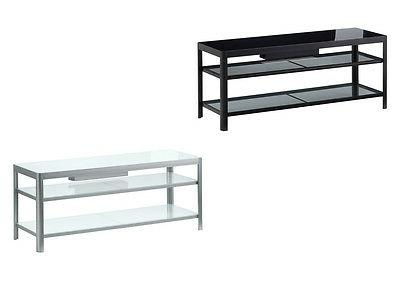 TV Stand Media Cabinet Table Flat Screen Television Entertai