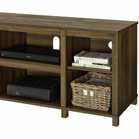 TV Media CONSOLE Home Theater Cabinet