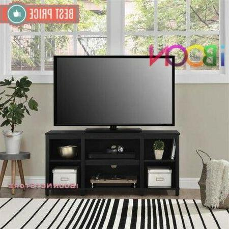 "TV STAND CONSOLE 50"" Home Theater Wood"