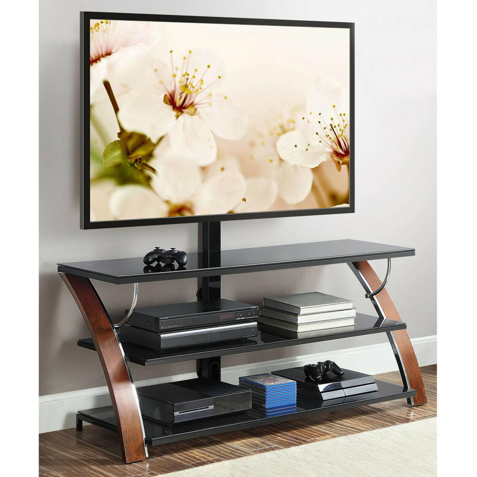tv stand media center flat