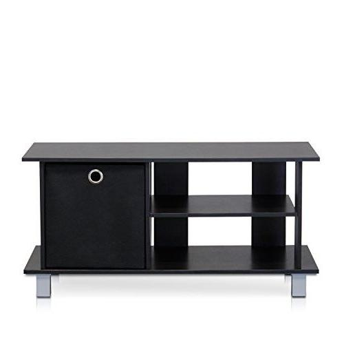 TV Stand Table Entertainment Center Drawers Media Console St