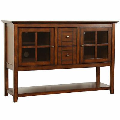 """Walker 52"""" Console Table Stand TV's to 55"""" -"""