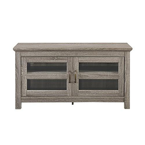 WE TV Stand - Driftwood