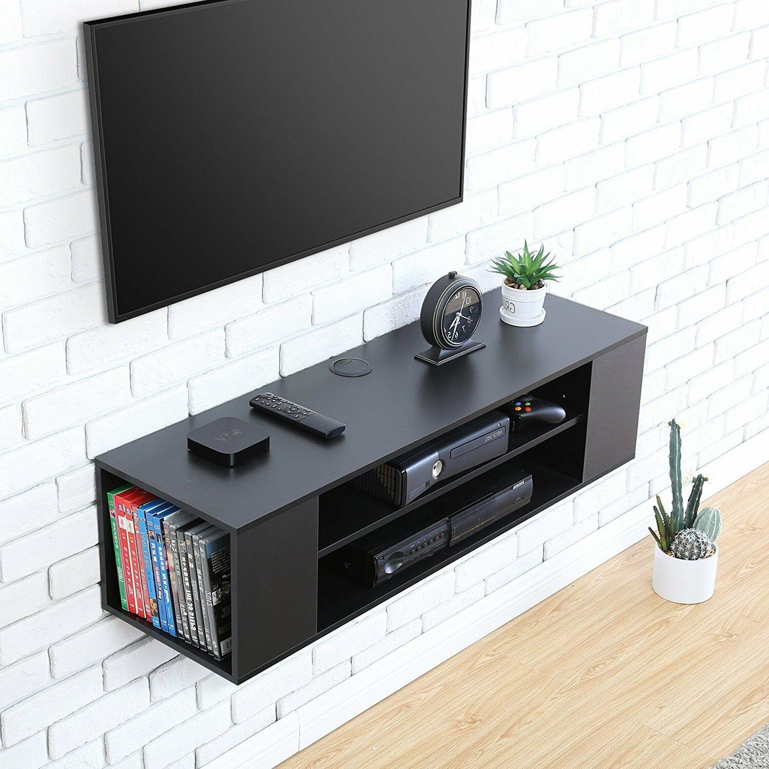 Collection Stand Drawers Floating Entertainment Center