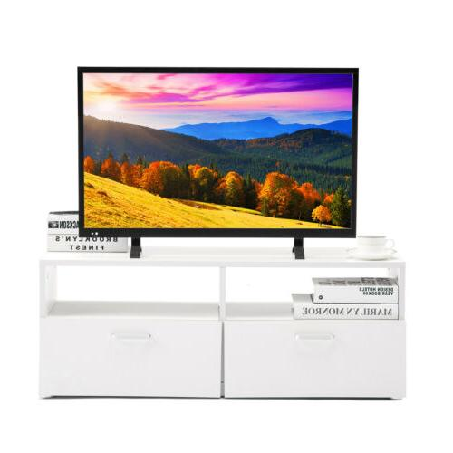 Wall Entertainment Furniture Console Media