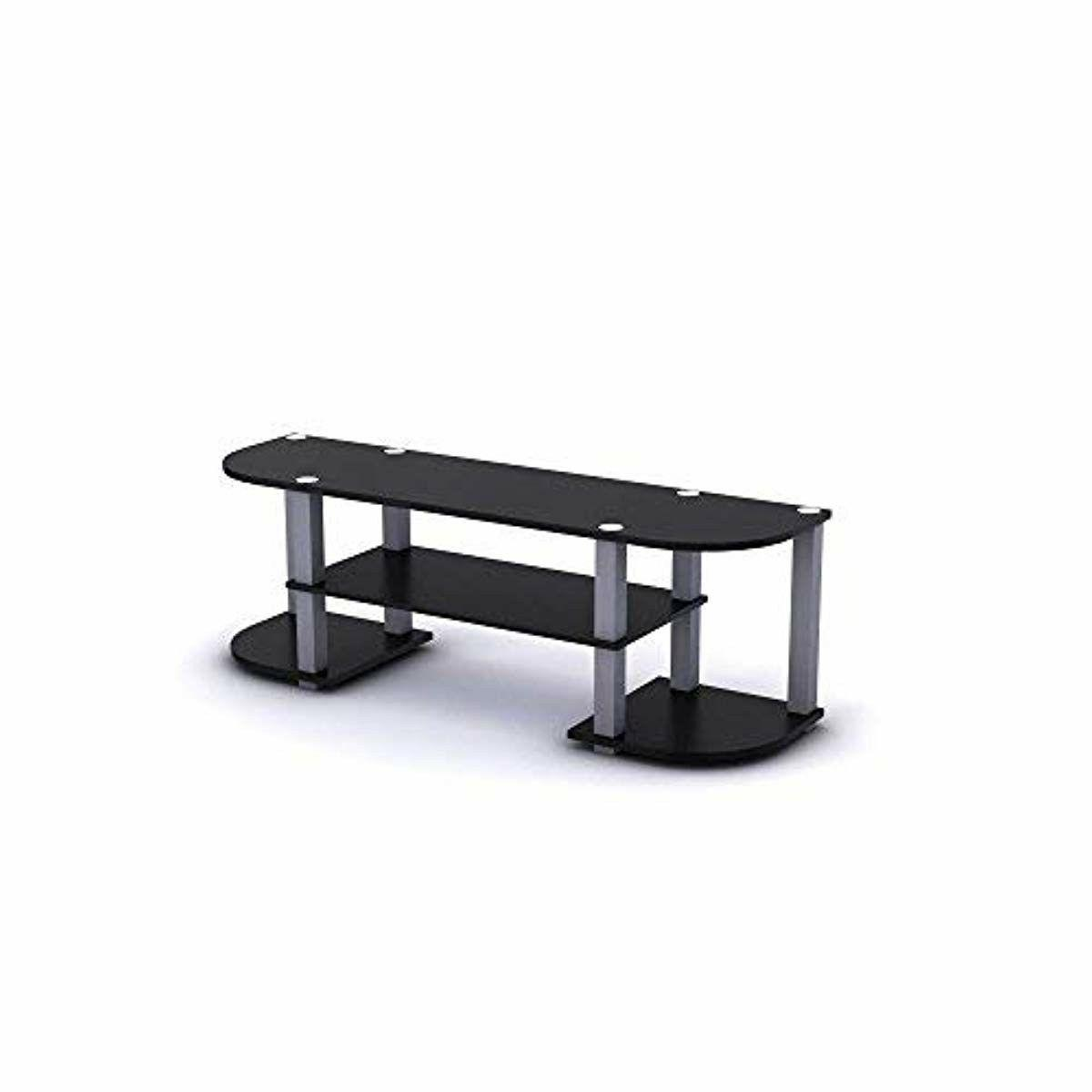 Furinno Wide TV Entertainment Center Stand
