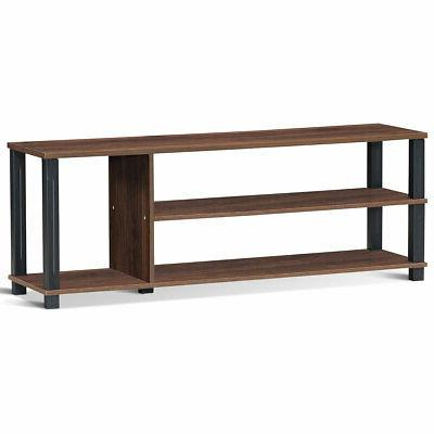 TV Stand Entertainment Media Center Console Shelf Cabinet Ho