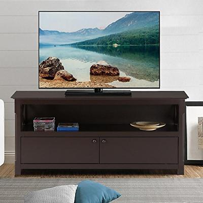 go2buy X-Shape TV Stand Home Entertainment for